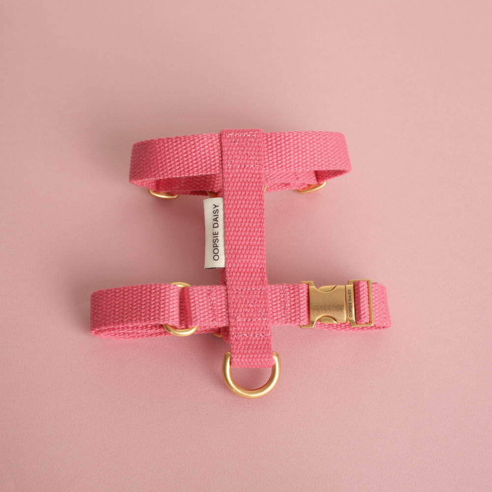 [웁시데이지]HARD HARNESS_PINK