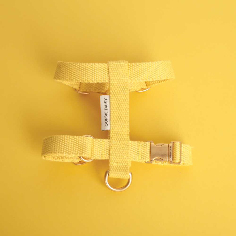 [웁시데이지]HARD HARNESS_YELLOW