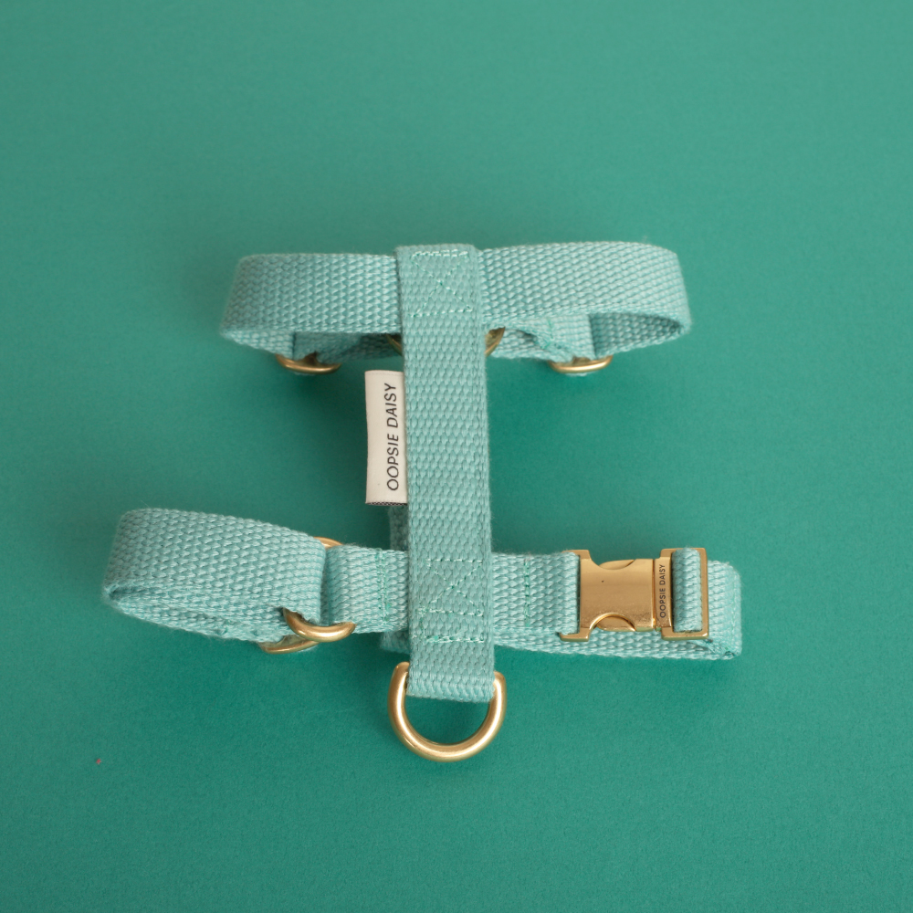 [웁시데이지]HARD HARNESS_MINT